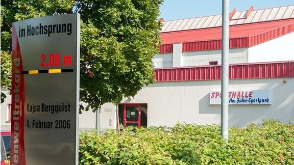 Sporthalle am Jahn-Sportpark