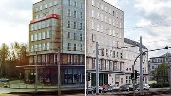 Zeitreise - Chemnitz