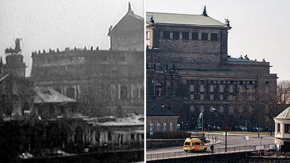 Zeitreise - Dresden