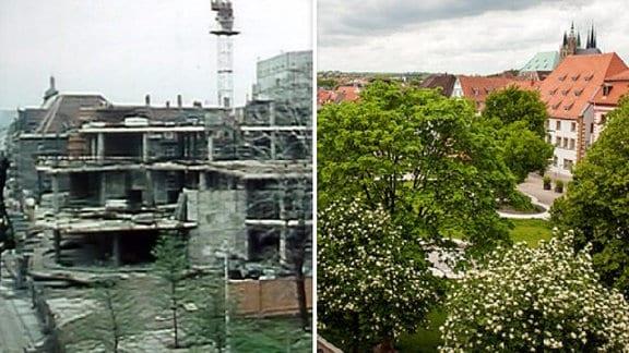 Zeitreise - Erfurt