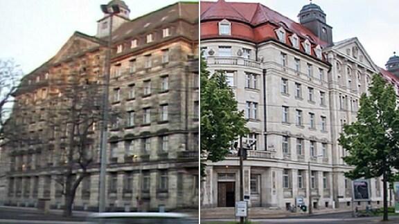 Zeitreise - Leipzig