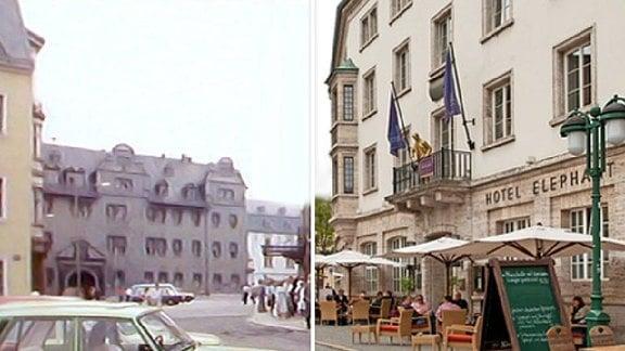 Zeitreise - Weimar