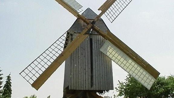 Bockwindmühle Langenroda