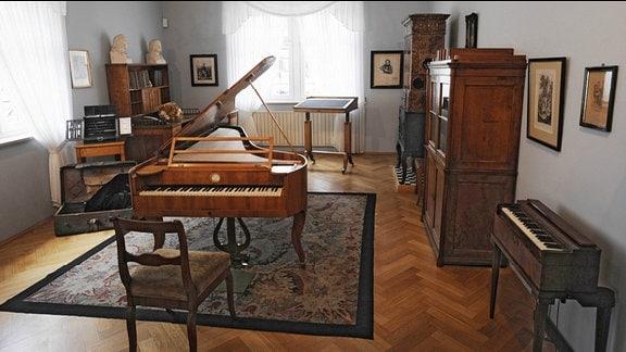 Robert-Schumann-Haus in Zwickau