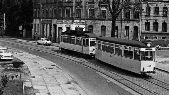 Sommer 1986, Chemnitz Kassberg, Franz-Mehring-Straße