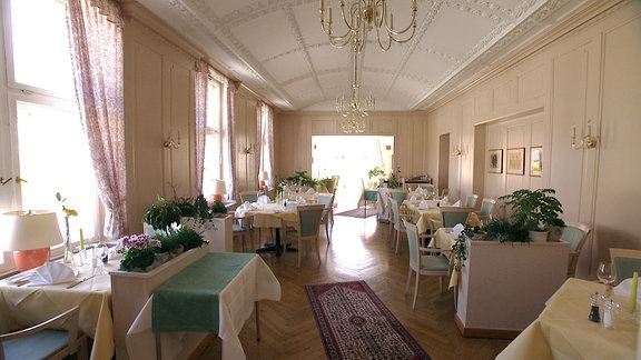 Villa Klamroth innen