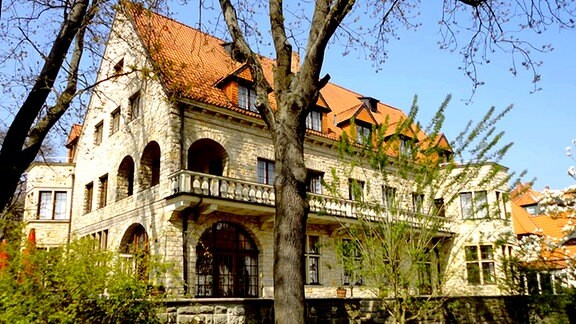 Villa Klamroth außen
