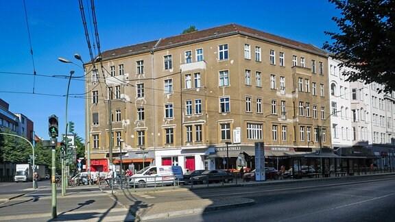 Berlin-Mitte, ehemaliges Biermann-Wohnhaus, Chausseestraße 131