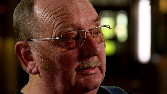 Bauer Konrad Richter über Eintritt seiner Eltern in die LPG