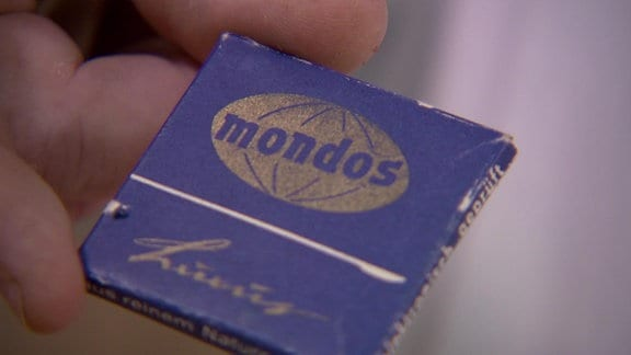 Kondomepackung