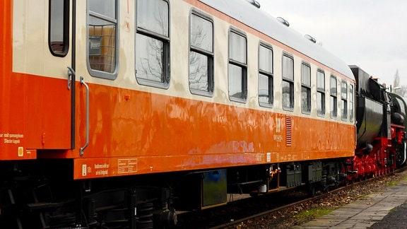 Städte Express Schnellzug DDR