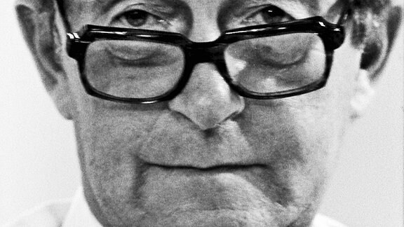 CDU Abgeordneter - Hans Filbinger, Mai 1976