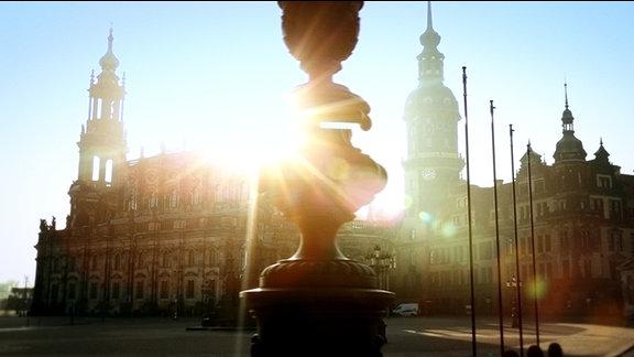 Dresdner Stadtansichten
