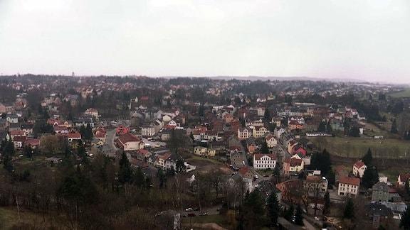 "Szene aus dem GMD-Film ""Gert Fröbe - Der Hollywoodstar aus Zwickau"""