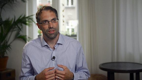 Historiker Jens Niederhut