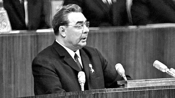 Leonid Breschnew