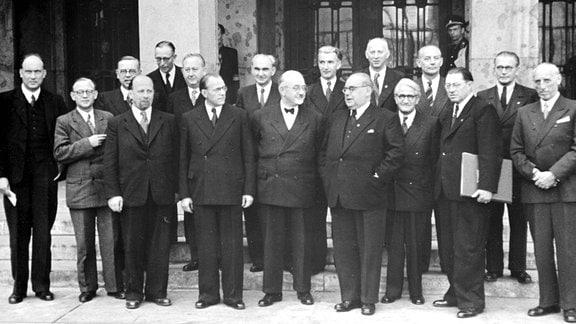 DDR-Kabinett 1949