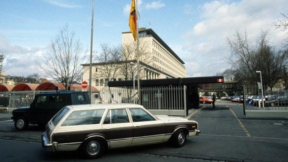 Auswärtiges Amt in Bonn (BRD)