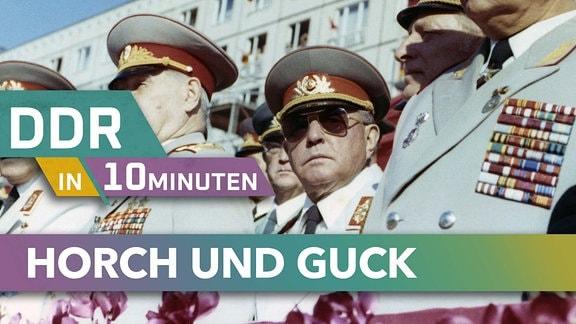 DDR in 10 Minuten Horch und Guck
