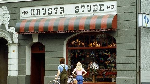 Restaurant - Krusta Stube - in Berlin-Prenzlauer Berg