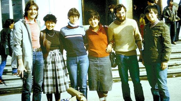 Reise an die Lena, 1984