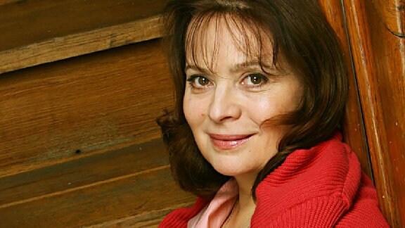 Die Schauspielerin Libuše Šafránková