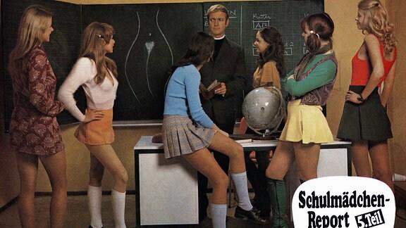 Schulmädchen-Report 5. Teil - Was Eltern wirklich wissen sollten, Deutschland 1973, Regie: Walter Boos, Ernst Hofbauer