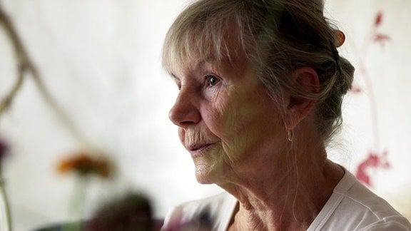 Margit Wolf wurde in der DDR geschieden und kämpft für die Auszahlung ihrer Zusatzrente