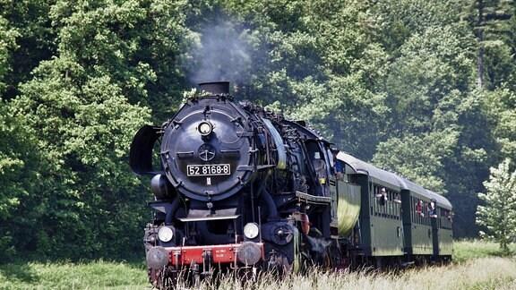 Dampflokomotive, Baureihe 52, Schnellzuglokomotive der Deutschen Reichsbahn-Gesellschaft