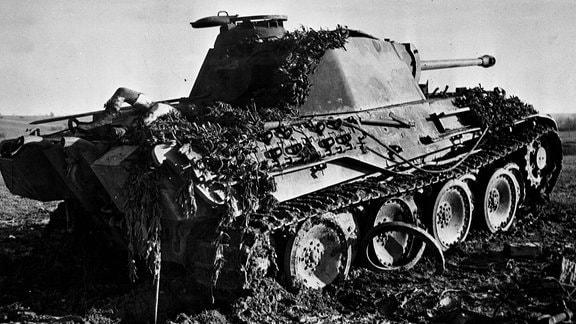 Panzer der Panzer-Lehr-Division im II. Weltkrieg