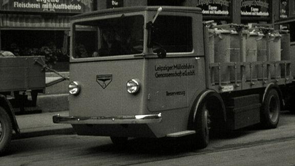 Elektroautos aus Leipzig