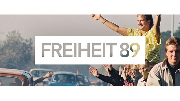 Banner Freiheit 89