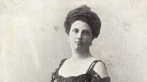 Prinzessin Luise von ֖sterreich Toskana, Frau von Friedrich August III.