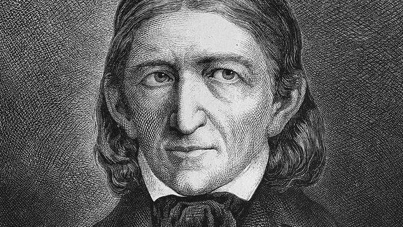 Friedrich Wilhelm August Fröbel, 1782 - 1852, deutscher Pädagoge, auf den die Bezeichnung Kindergarten zurückgeht, Holzstich, 1880