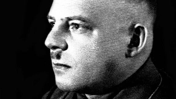 Porträt des NSDAP-Gauleiters in Thüringen, Fritz Sauckel