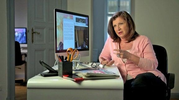 Experten und Zeitzeugen im neuen GMD-Film über Lotte Ulbricht