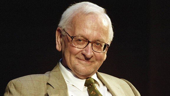 Günter Gaus, 2003