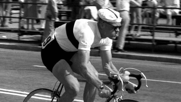 Gustav-Adolf Schur, Olympiade Rom 1960