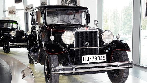Audi Typ SS Zwickau