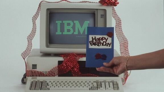 Ein IBM PC 5150