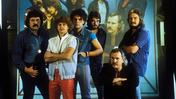 Band Karussell, 1980