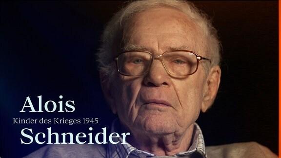 Titel - Kinder des Krieges - Alois Schneider.