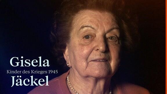 Titel - Kinder des Krieges - Gisela Jäckel.
