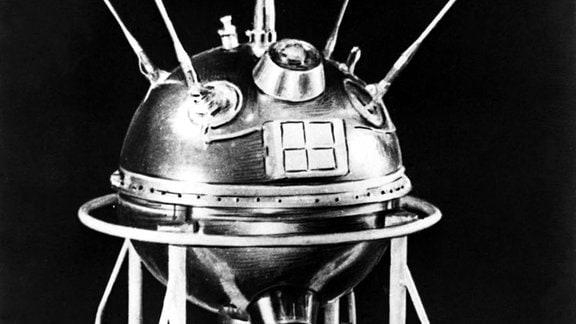 Lunik 2 Sonde, 1959