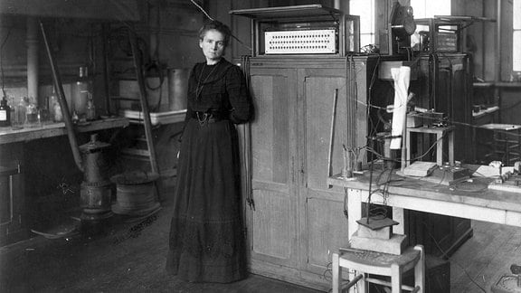 Curie in Labor