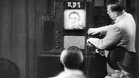 Nazifernsehen