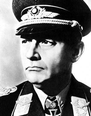 Генерал-полковник Курт Штудент