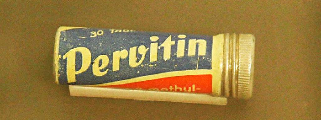 Ist panzerschokolade was 'Pilot's Salt':