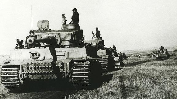 Panzer VI Tiger der Wehrmacht