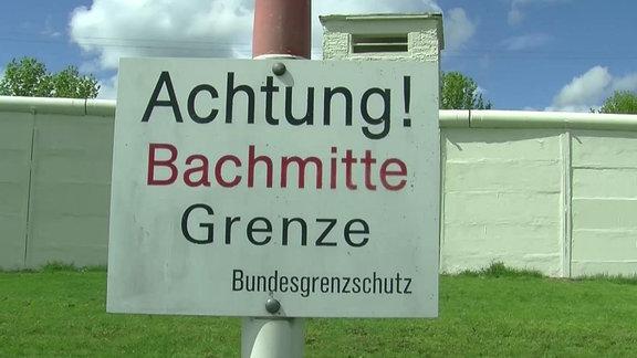 """Medienpädagogisches Projekt """"Alltag im Sperrgebiet - Ein grenzüberschreitendes Filmprojekt"""""""